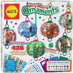 Very Merry Ornaments Kit