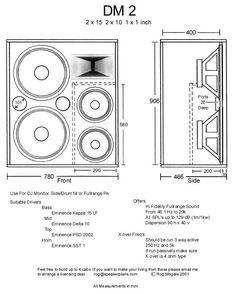 Speakerplans.com DIY full range