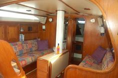 Hylas Styled, Boat Headliner, Styled Hirsch, Boats For Sale, 1985 Hylas
