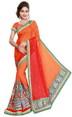 PanashTrends Women's Silk Saree with Blouse Piece Pink and Grey) Pink Grey, Silk Sarees, Dress Collection, Sari, Blouse, Dresses, Awesome, Women, Fashion
