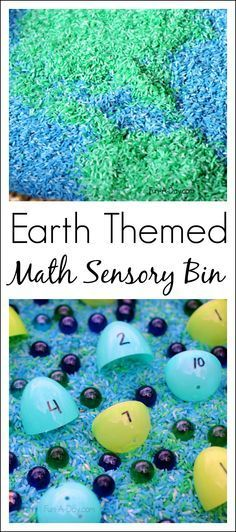 Earth themed math se