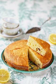 Gâteau sarde ricotta et citron (sans beurre)