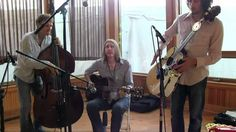 """Acoustic Sessions at The Festy : The Wood Brothers """"When I Was Young"""""""