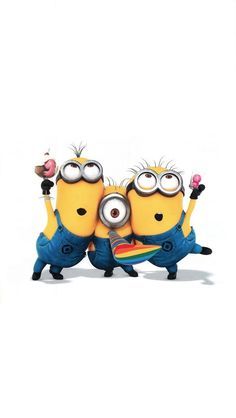 Funny Despicable Me 2 #iPhone #5s #Wallpaper