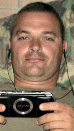 Marine Cpl. Charles O. Palmer II, 36, of Manteca, California. Died May 5, 2007, serving during Operation Iraqi Freedom. Assigned to 8th Communication Battalion, II Marine Expeditionary Force Headquarters Group, II Marine Expeditionary Force, Camp Lejeune, North Carolina. Died of injuries sustained when an improvised explosive device detonated near his vehicle during combat operations in Khaldiyah, Anbar Province, Iraq.
