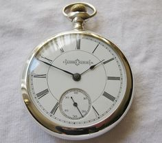 Illinois Vintage Pocket Watch