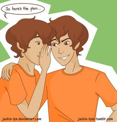 Stoll Brothers by ~Jackie-lyn on deviantART