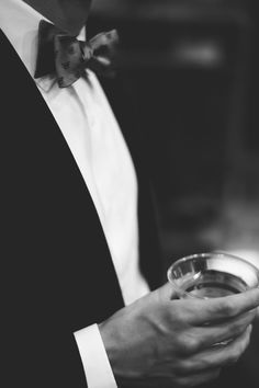 Classic Gentleman's style | black white
