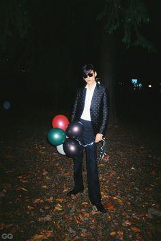 Kim Won Jung by Jdz Chung for GQ Korea Dec 2015