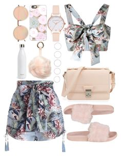 """• 39"" by dianasf ❤ liked on Polyvore featuring Zimmermann, 3.1 Phillip Lim, Linda Farrow, Casetify, Olivia Burton, S'well, Dorothy Perkins and Luv Aj"