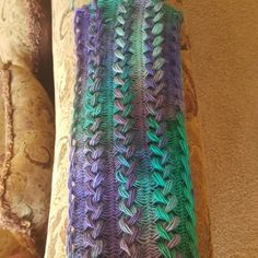 One down and one to go! Just finished up this dragonfly hairpin lace scarf and still have the tidal to finish!