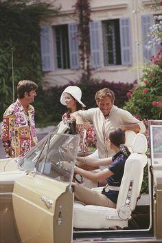 Slim Aarons, Best Vacation Destinations, Best Vacations, Estilo Ivy, Divas, Old Money, Look Vintage, Vintage Soul, Vintage Cars