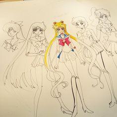 Sailor Moon ~ Sailor Gaurdians