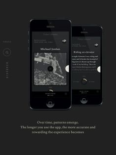 SHADOW- dream recorder by Raffael St眉ken, via Behance