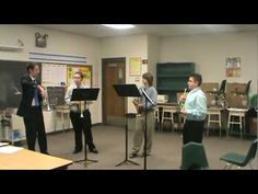 ▶ solo and ensemble west boulevard rock - YouTube