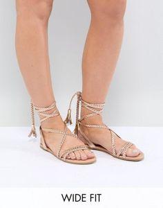 8169763f92438f Pearl Strap Wide Width Sandal