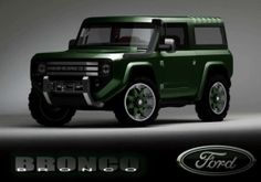 2015 ford bronco concept   2015 Ford Bronco   Reviews price and release date 2014 2015