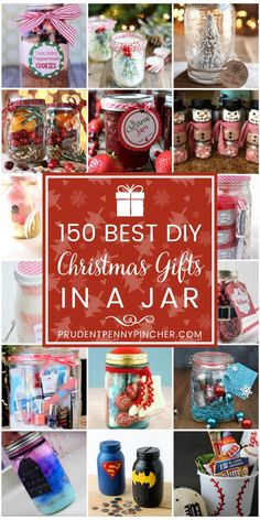 150 Best Christmas Gifts in a Jar : 150 Best DIY Christmas Gifts in a Jar These Christmas gifts in a jar are perfect for friends, neighbors, teachers or for anyone looking for budget-friendly gift ideas for family. Mason Jar Christmas Gifts, Easy Diy Christmas Gifts, Christmas Gifts For Coworkers, Christmas Gift Baskets, Christmas Projects, Christmas Fun, Handmade Christmas, Xmas, Childrens Christmas