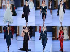 Ulyana Sergeeniko http://fashionallovertheplace.blogspot.it/2014/01/haute-couture-day-2.html