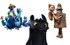 Estamos ansiosos para a estreia dessas oito animações no Brasil em 2014
