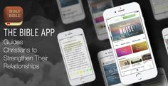 The Bible App's reading plans, devotionals, Verse of the Day, and social tools bring Christians together through common beliefs and instill meaningful connections born of mutual love and respect ➔ http://www.datingadvice.com/for-men/the-bible-app-guides-christians-to-strengthen-their-relationships