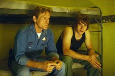William Sadler and Brendan Fehr in Roswell