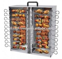 Barbecue, Bbq Grill, Cooking Gadgets, Cooking Recipes, Food Business Ideas, Electric Bbq, Rotisserie Grill, Food Trailer, O Gas
