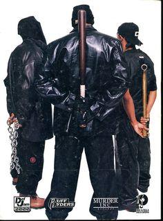 dmx ja rule jay z | XXL Magazine #9 : Ja Rule DMX Jay-Z Cover | Hip Hop Magazine Archive