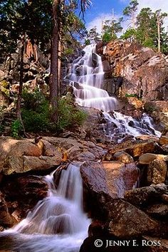 Eagle Falls, adding this Lake Tahoe hike to my to-do list