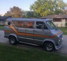 Dodge Van, Chevy Van, Dodge Trucks, New Trucks, Star Wars Vans, Camper, Old School Vans, Vanz, Day Van