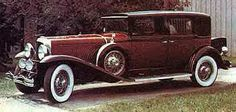 1929 Duesenberg Willoughby Model J - (Duesenberg Automobile & Motors Company, Inc. Auburn, Indiana,1913-1937)