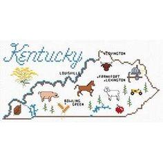 Kentucky - 15th state - June 15, 1792