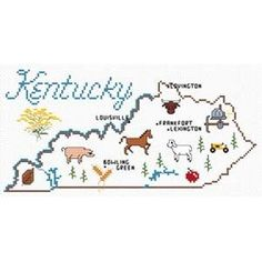 Kentucky - 15th state - June 15, 1792
