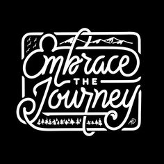 Check out this awesome 'Embrace the journey' design on This Is Us Quotes, Self Love Quotes, Happy Quotes, True Quotes, Great Quotes, Words Quotes, Motivational Quotes, Funny Quotes, Inspirational Quotes