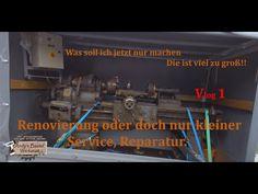 Drehbank VLOG 1 Sie ist endlich hier! - YouTube Broadway Shows, Youtube, Lathe Chuck, Work Shop Garage, Youtubers, Youtube Movies