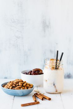 Sprouted-Almond Horchata Recipe