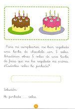Foto: Chocolate, Cake, Desserts, Food, Strawberries, Tarts, Math Word Problems, Preschools, Schokolade