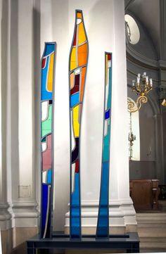 """Résultat de recherche d'images pour """"stained glass sculpture"""""""