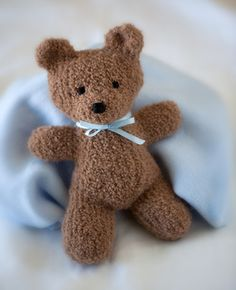 Ravelry: Harry Bear pattern by Berroco Design Team