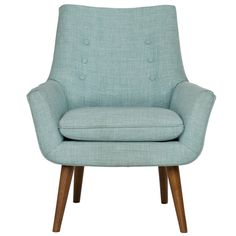 Retro Hazelnut Leg Chair Arena Neptune