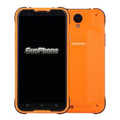 Original GuoPhone V18 Phone 4G LTE Waterproof MT6735 Quad Core Android 5.1 Mobile Cell Phone 2GB RAM 16GB ROM #Affiliate