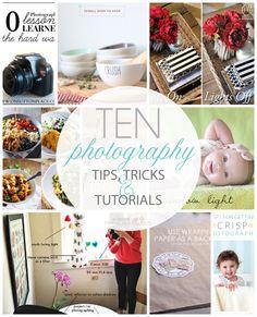 10 Handy Photography Tips, Tricks & Tutorials