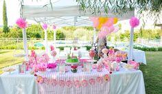 Una fiesta en rosa!!