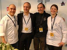 Ay qué poquito queda para ir a @madridfusion Nos acordamos el año pasado con @Koldorodero y Ángel del #Enekorri, qué recuerdos!