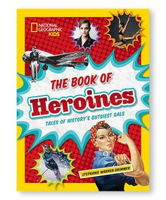 Take a look at this The Book of Heroines Hardcover today!