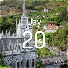 De las Lajas a Ibarra Day