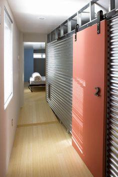 44 Best Industrial Style Barn Doors And Sliding Door Hardware Images