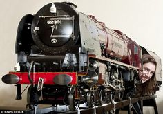 Maximum interest in unique model trains - this auction is forecast to be a rail success.