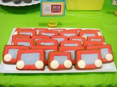 Toy Story Dessert Etch-a-Sketch Cookies