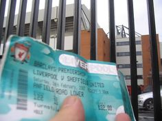 Liverpool 4 - As holy you can. Liverpool Football Tickets, Sheffield United, Premier League